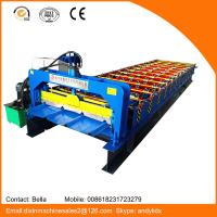 Discount Automatic metal wall ibr  tile roll forming machine from Dixin factory in China