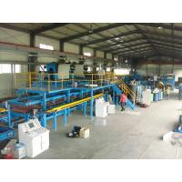 Buy cheap Roofing / Wall Polyurethane Sandwich Panel Production Line With CE Certificate from wholesalers