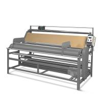 Buy cheap Industrial Cloth Rolling Machine Less 300 Mm Rolling Diameter Easy Installation from wholesalers
