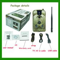 Buy cheap 12MP No Glow game camera hunting camera trail Camera Wild Animal Game Scouting Camera from wholesalers