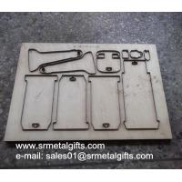 Buy cheap Steel rule cutting dies for die cutting leather material from wholesalers