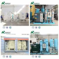 Buy cheap Ambient Temperature Psa Nitrogen Generator , Nitrogen Production Plant product