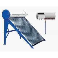 Buy cheap family appliance pressurized rooftop solar water heater from wholesalers