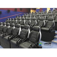 Buy cheap Customized Color 5D Theater System Seats Used For Center Park And Museum product