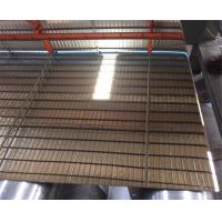 Buy cheap AISI 201 mirror stainless steel sheet 8k/6k polished size 1219*2438mm from Wholesalers