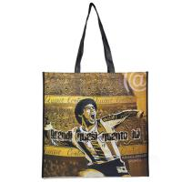 Buy cheap Natural Yellow Polypropylene Tote Bags With Heat  - Transfer Printing from wholesalers