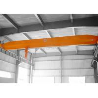 Buy cheap Monorail Hoist Electric Single Girder Crane IP54 Protection Grade For Workshop from wholesalers