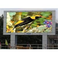 Buy cheap Clear SMD Led Screen P6 / Commercial Led Display Full Color For Advertising , Energy Saving from wholesalers