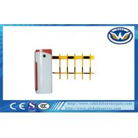 Buy cheap Practical Use Fence Arm parking lot barrier gates For Vehicle Access Control from wholesalers