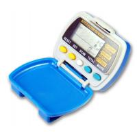 Buy cheap Distance and time functions pedometer with flip keys SP-0709, displaying stepand setweight product