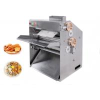 Buy cheap Stainless Steel Pizza Dough Pressing Machine 	Food Processing Equipments 220v 400W from wholesalers