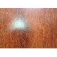 Buy cheap AC3 Waterproof Laminate Flooring Walnut , High Gloss Engineered Hardwood Floors from wholesalers