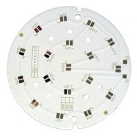 Aluminum FR4 PCB Board High Frequency Printed Circuit Board 6.0mm Thickness