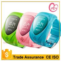 Buy cheap New waterproof personal gps kid watch tracker from wholesalers