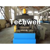 Buy cheap Cable Tray Forming Machine With 18 Groups Forming Roller Stand , Roll Forming Equipment from wholesalers