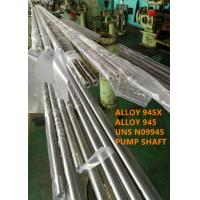 Buy cheap Outstanding 945X Special Alloys For Petrochemical Industry High Strength Type from wholesalers