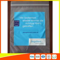 Buy cheap Electronics Industrial Use and Gravure Printing Surface Handling Plastic Ziplock Bag from wholesalers