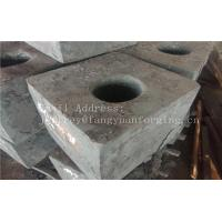 Carbon Steel Forged Block Heat Treatment  Milled JIS S45CS48C DIN 1.0503 C45 IC45 080A47 CC45 SS1650 F114 SAE1045