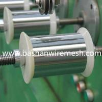 Buy cheap Manufacturer offer high quality AISI 316L stainless steel bright wire with low price from wholesalers