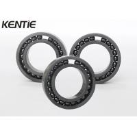 Buy cheap Durable 10mm Ceramic Wheel Bearings , 6700 High Speed Ceramic Bearings  For Heat Exchanger from wholesalers
