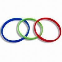 Buy cheap O-ring, Made of 100% Food-grade Silicone Material, Any Sizes/Colors Available product