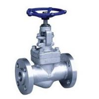 Buy cheap Outside Screw And Yoke Forged Steel Valves , A182F304 Flange Type Gate Valve from wholesalers
