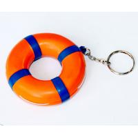 Buy cheap PU swim ring keychain promotion gift from wholesalers