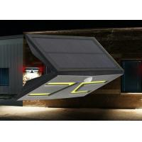 Buy cheap Low Wattage LED Solar Wall Lamp , Solar Lights Outdoor Motion Activated from wholesalers
