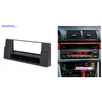 Buy cheap 1-DIN w / pocket Auto Car Stereo Fascia for BMW 5 Series E39 X5 E53 Install Kit from wholesalers