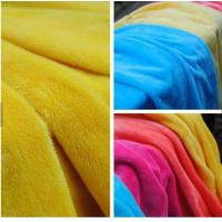 Buy cheap Wholesale Polyester Grey Minky Smooth Fabric For Baby Products from wholesalers