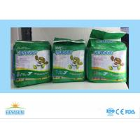 Dry Surface Eco Friendly Baby Diapers With Wetness Indicator , Leakage Proof