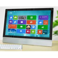 Buy cheap 23 Inch LED Touchscreen Panel PC , 10 Points Infrared Touch PC AIO from wholesalers