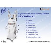 Buy cheap Vacuum 40K Cavitation Cryolipolysis  Slimming Machine sonic liposuction Device from wholesalers