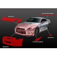 Buy cheap Urethane Car Body Paint Protection Film Solvent Resistant Easy Cleaning from wholesalers