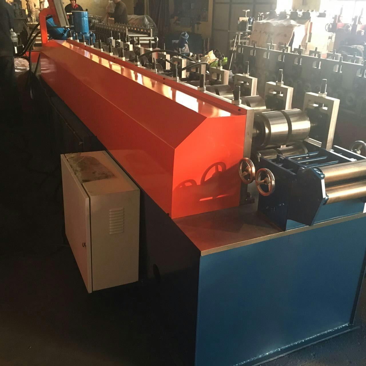 Buy cheap Ceiling Iron Stud And Track Roll Forming Machine With Voltage Of 380V 60HZ 3 Phases from wholesalers