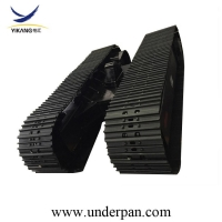 Buy cheap Custom hydraulic heavy equipment crawler steel track undercarriage from YIJIANG factory design from wholesalers