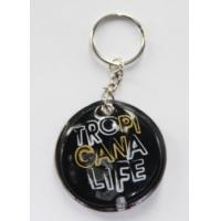 Buy cheap Customized Fashionable Keychain with LED Light For Promotion Gifts LKC024 product