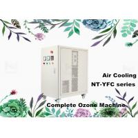Buy cheap Air Cooling Ceramic Tube Ozone Generator Industrial For Sterilization Equipment from wholesalers