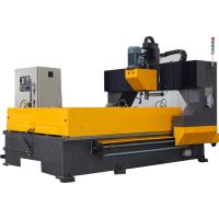 Buy cheap High Precison Metal Plate CNC Flange Drilling Machine For Steel Structure Fabrication from wholesalers