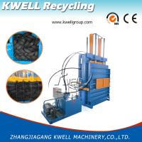Buy cheap Hydraulic Driven Tire Baler/Tyre/Rubber Products Press Machine from wholesalers