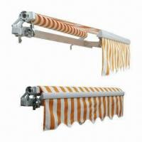 Buy cheap Retractable awnings, CE-/GS-/ ISO900-certified from wholesalers