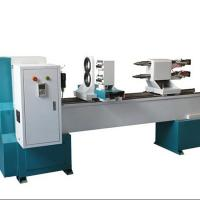 Buy cheap CNC Wood Working Lathe Machine from wholesalers