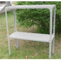 Buy cheap Greenhouse Standing Aluminum White Garden Bench RCS351275(G)   from wholesalers