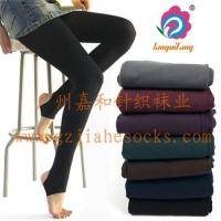 Buy cheap China socks factory Fashion Stirrup Tights from wholesalers
