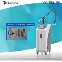 Buy cheap 30w Fractional Co2 Laser Machine with Vaginal Applicator from wholesalers