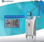 Buy cheap RF Metal Tube Co2 Fractional Laser Machine , CO2 Fractional Laser Vriginal Tightening from wholesalers
