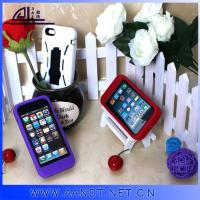 Buy cheap wholesale silicone case for iphone 5 with design from wholesalers