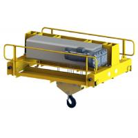 Buy cheap NHA Low Headroom Hoist for single girder or double girder Overhead Crane with SEW Motor from wholesalers