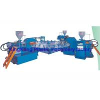 Buy cheap 3 Colors Plastic Sneaker Shoe Making Machine / Footwear Manufacturing Machines from wholesalers