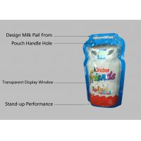 Buy cheap Innovative Material - Saving Zipper Pouch With Lively Printing For Candy from Wholesalers